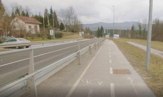 Regionalna kolesarska povezava Črnomelj – Kanižarica, 1. faza